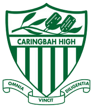 Caringbah High School logo