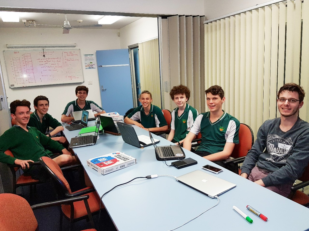 software design students study unsw computer science  caringbah high school